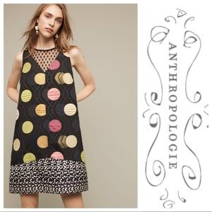 Maeve Tilde Jacquard Shift Dress